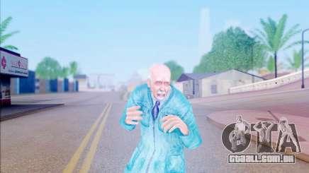 Um cientista do S. T. A. L. K. E. R para GTA San Andreas
