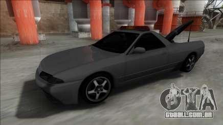 Nissan Skyline R32 Towtruck para GTA San Andreas