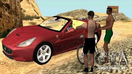 Situação de vida 8.0 para GTA San Andreas