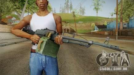 Battlefield 4 - PKP Light Machine Gun para GTA San Andreas