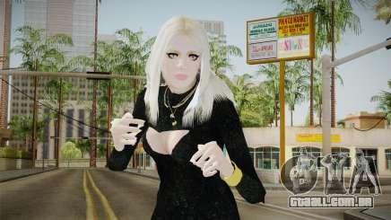 Kesha Skin para GTA San Andreas