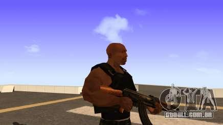 Visualização Do Colete para GTA San Andreas