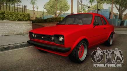 GTA 5 - Vapid Retinue para GTA San Andreas