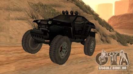 Jacaré para GTA San Andreas