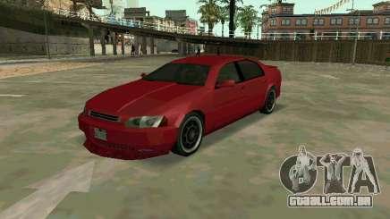 GTA LCS Forelli ExSess para GTA San Andreas