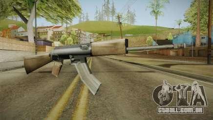 Driver PL - AK-47 para GTA San Andreas