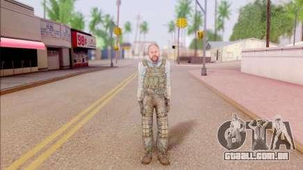 Novikov do S. T. A. L. K. E. R para GTA San Andreas