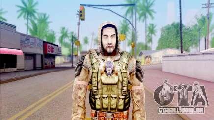 Um demônio do S. T. A. L. K. E. R para GTA San Andreas