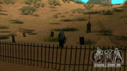 Fantasma, na aldeia de El Castillo del Diablo para GTA San Andreas