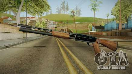 Driver PL - Shotgun para GTA San Andreas