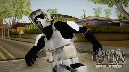 Star Wars Battlefront 3 - Scouttrooper DICE para GTA San Andreas