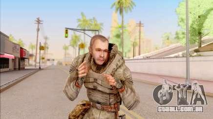 Mole do S. T. A. L. K. E. R. para GTA San Andreas