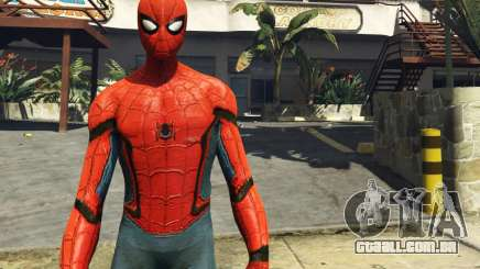 Spiderman [Add-On Ped] 2.2 para GTA 5