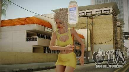 Nousha Skin para GTA San Andreas