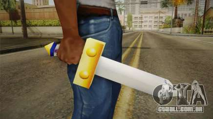 Hyrule Warriors - Kokiri Sword para GTA San Andreas