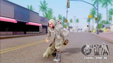 J. J. da S. T. A. L. K. E. R para GTA San Andreas