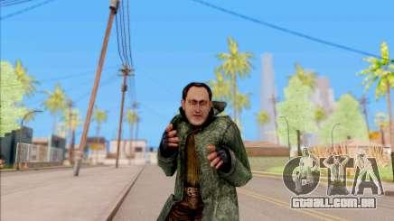 O macho do S. T. A. L. K. E. R. para GTA San Andreas