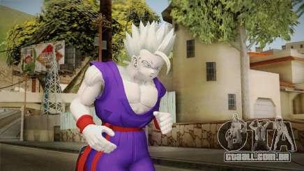Gohan Skin HD 2 para GTA San Andreas
