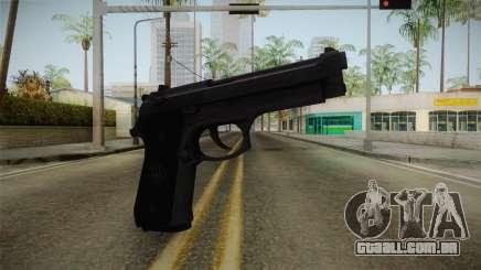Team Fortress 2 - M9 Pistol para GTA San Andreas