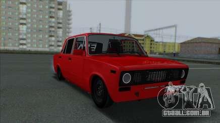 VAZ 2106 Shaherizada 2.2 GVR MTA para GTA San Andreas