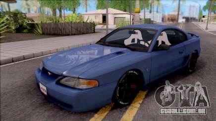 Ford Mustang 1997 Sport para GTA San Andreas