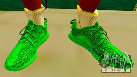 Adidas Yeezy Boost 350 Pack para GTA San Andreas