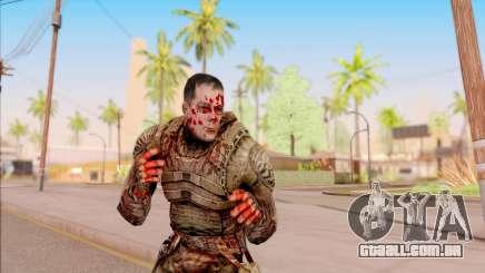 Zombie Degtyarev do S. T. A. L. K. E. R. para GTA San Andreas