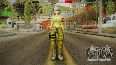 The King of Fighters Skin v2 para GTA San Andreas