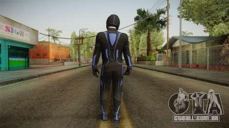 GTA Online - Deadline DLC Skin 1 para GTA San Andreas terceira tela