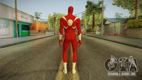 Marvel Ultimate Alliance 2 - Iron Spider v2 para GTA San Andreas terceira tela