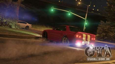 Realistic Nitro 1.7 para GTA 5