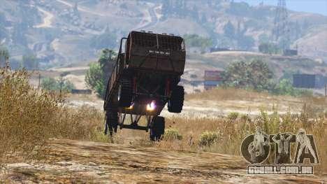 GTA 5 Realistic Nitro 1.7 segundo screenshot
