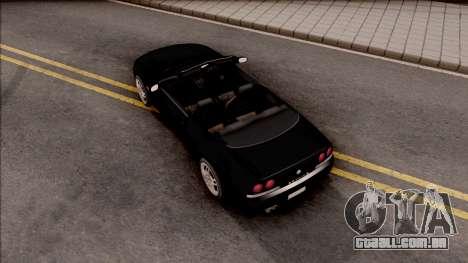 Nissan Skyline R33 Cabrio para GTA San Andreas
