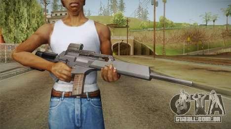 HK SL8 Assault Rifle para GTA San Andreas
