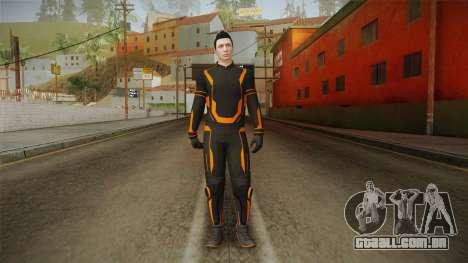 GTA Online - Deadline DLC Skin 2 para GTA San Andreas segunda tela