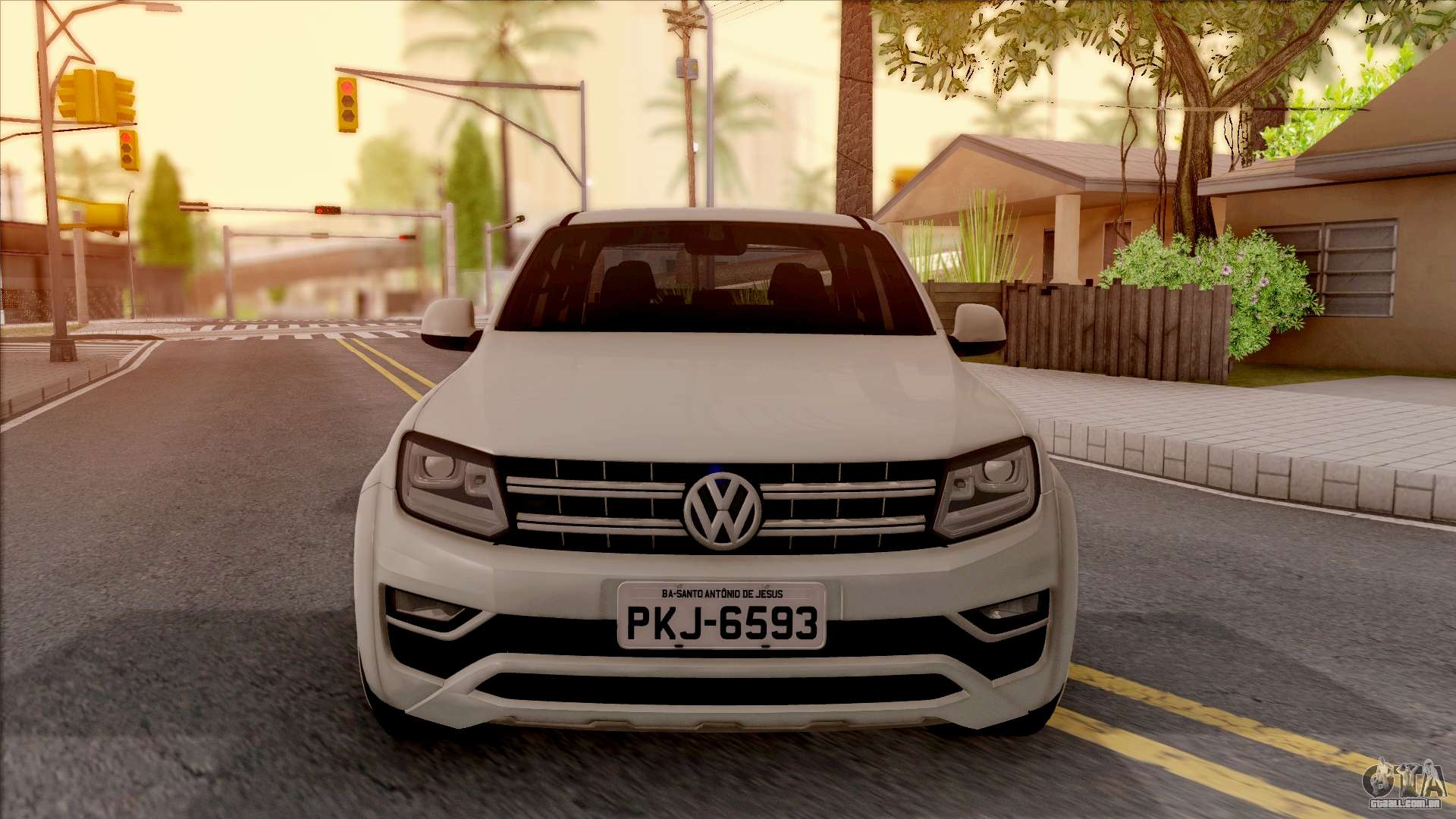 volkswagen amarok 4motion 2017 para gta san andreas. Black Bedroom Furniture Sets. Home Design Ideas