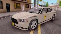 Dodge Charger Slicktop 2012 Iowa State Patrol