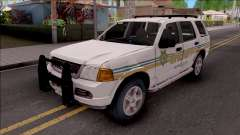Ford Explorer 2002 Boone County Sheriff Office para GTA San Andreas