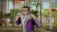 Saints Row IV - Johnny Gat para GTA San Andreas