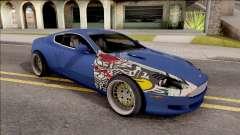 Aston Martin DB9 Drift Style - Drift Handling