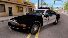 Chevrolet Caprice Police LSPD