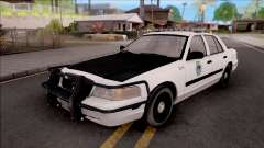 Ford Crown Victoria 2009 Des Moines PD para GTA San Andreas