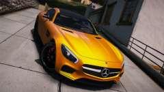 Mercedes-Benz AMG GT S 2016