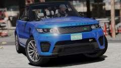 2014 Range Rover Sport SVR 5.0 V8