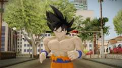DBXV2 Goku Limit Breaker Skin para GTA San Andreas