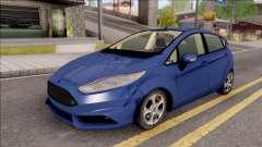 Ford Fiesta ST High Poly para GTA San Andreas