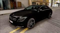 Mercedes-Benz C250 AMG Line v2