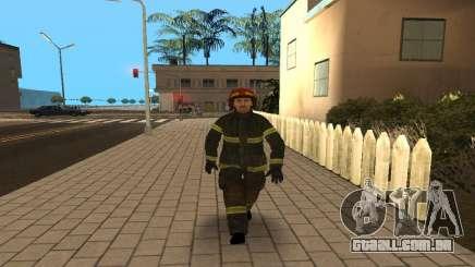 O funcionário do Ministério V. 1 para GTA San Andreas