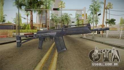 SAIGA-12 Rifle para GTA San Andreas