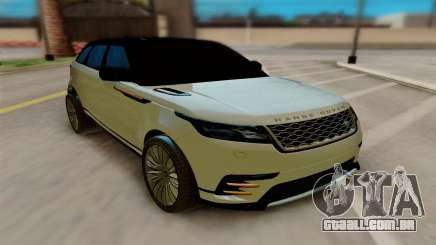 Range Rover Velar 2017 para GTA San Andreas